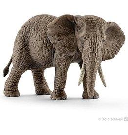 SCHLEICH Schleich Afrikaans Olifant Vrouwtje