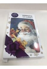 Hallmark 10 kerst wenskaarten met enveloppen 2 dessins