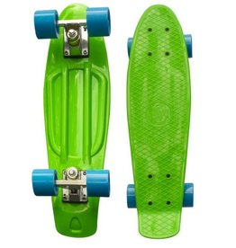 "RIDD RiDD - Pennyboard  groen  skate board 22"" inch 56 cm"
