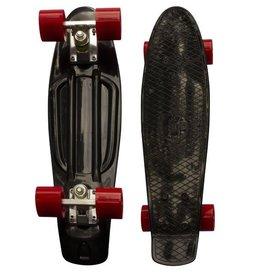 RiDD Penny board 22 '' inch Zwart 56cm