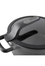 BergHOFF Sauteerpan met deksel grijs 28 cm - Gem