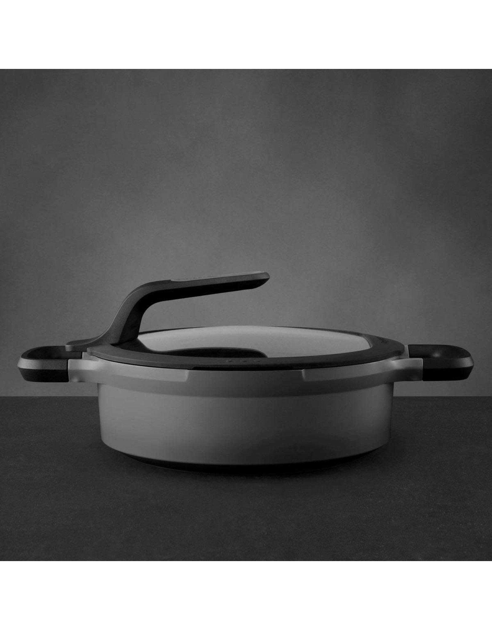 Sauteerpan 24 cm Aluminium, Grijs - BergHOFF Gem