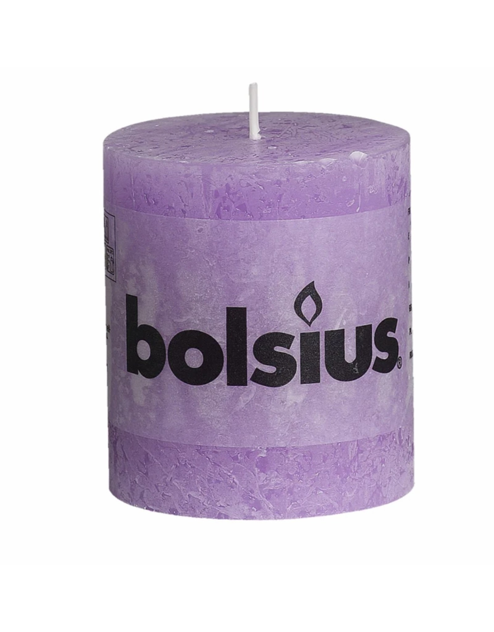 BOLSIUS RUST. STOMP 80 LILA