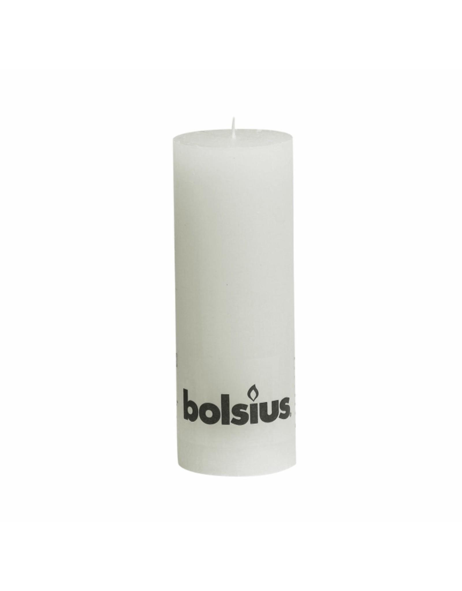 BOLSIUS RUSTIEK KRS 6.8X19 WIT