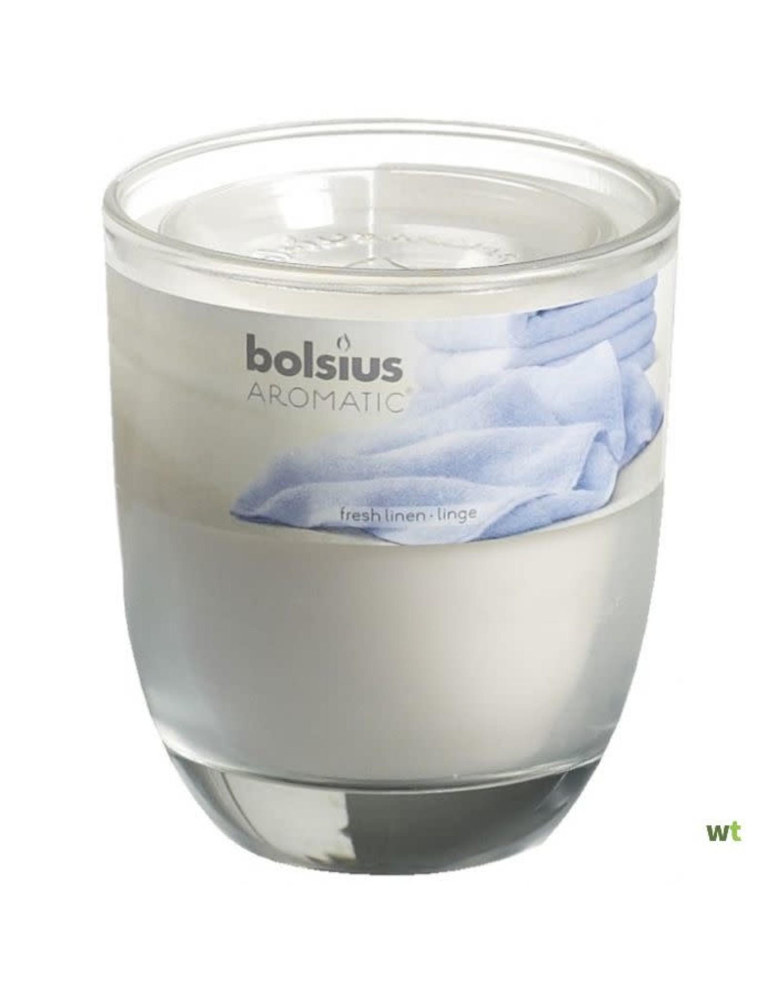 BOLSIUS GEURK.L/GLAS FRESH
