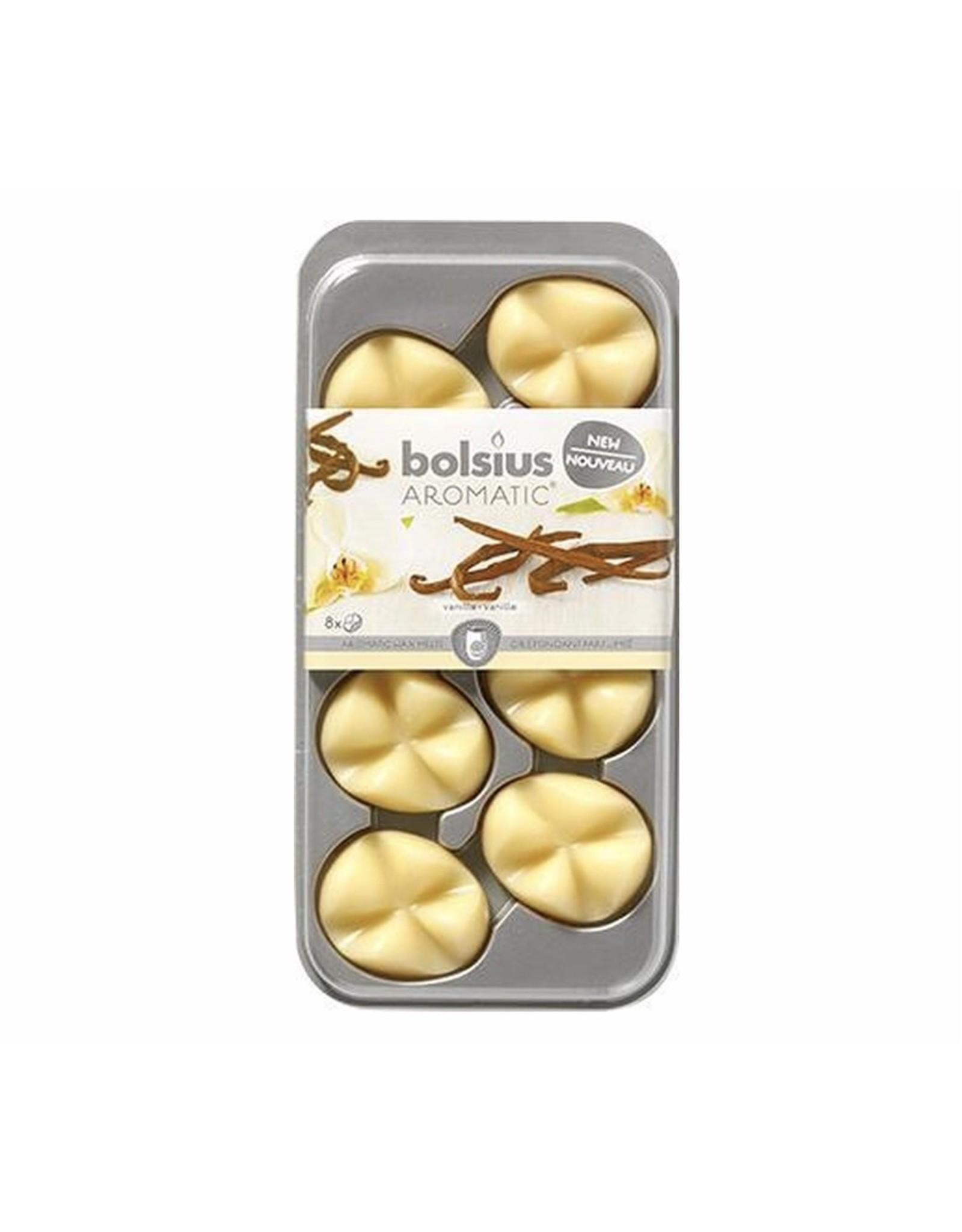 Bolsius Aromatic Wax Melts - Vanille
