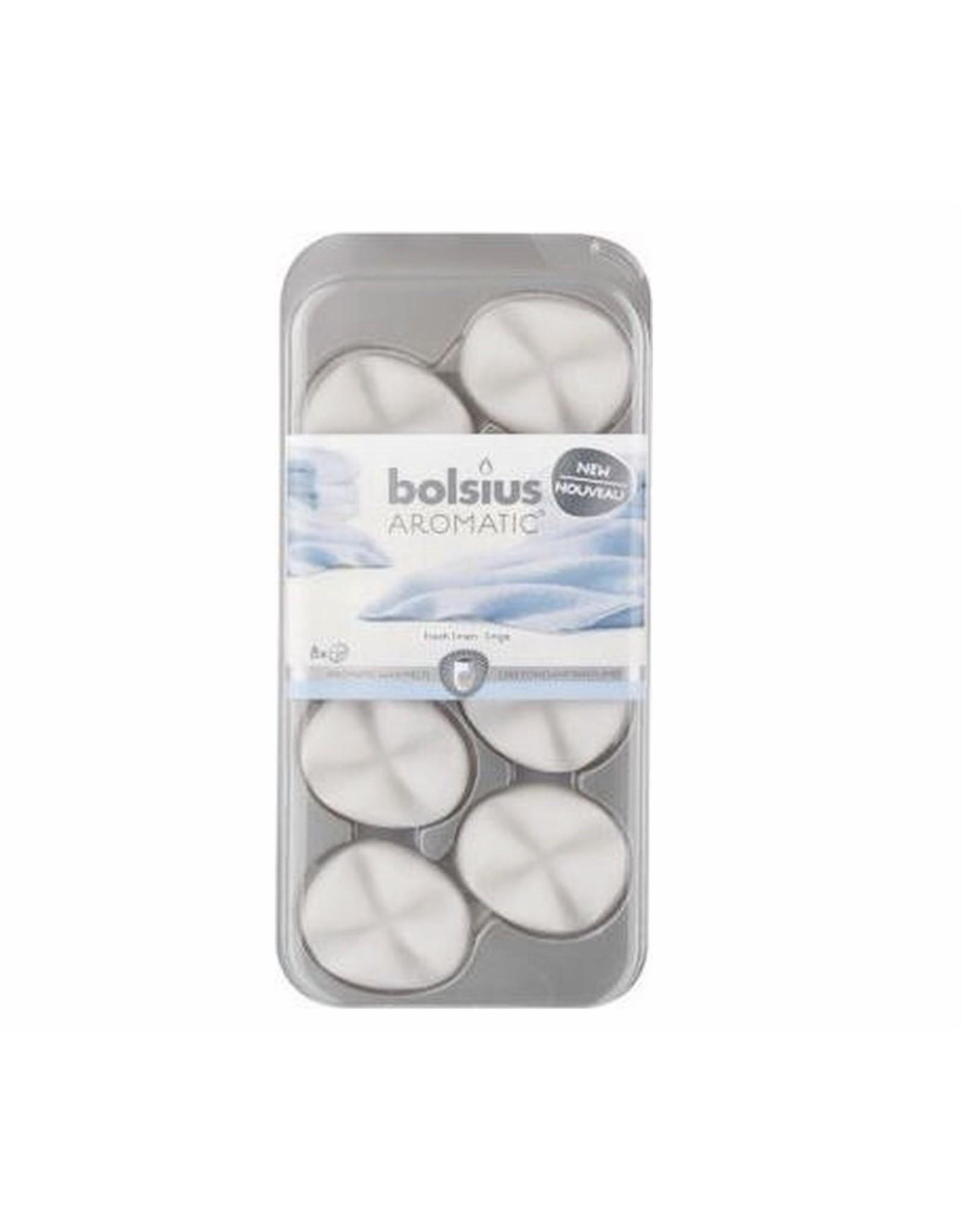 Bolsius Aromatic Wax Melts - Fresh Linnen
