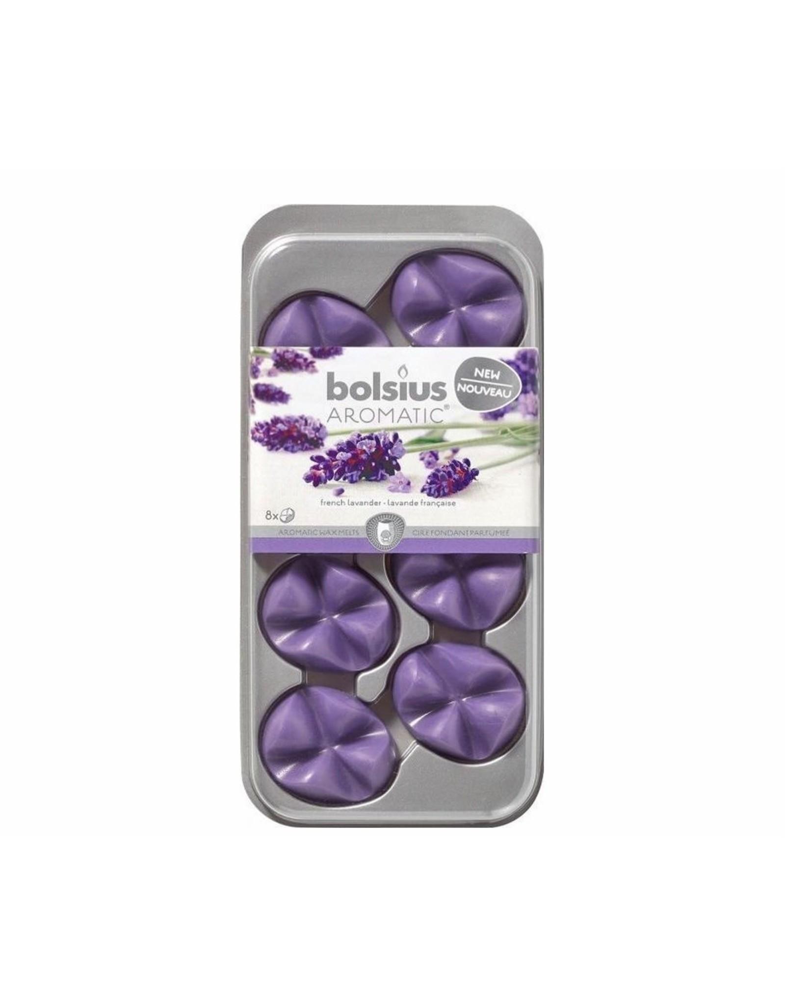 Bolsius Aromatic Wax Melts - Lavendel