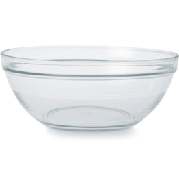 DURALEX Duralex Stapelbare Slakom in Gehard Glas Lys Empilable ø20,5xH8,1cm