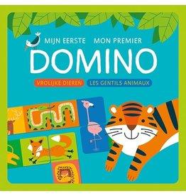 DELTAS Mijn Eerste Domino - Vrolijke Dieren / Mon Premier