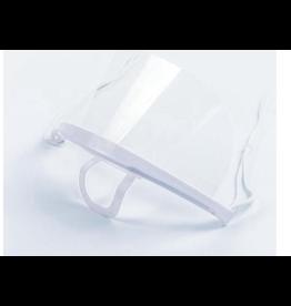 Mondkapje plastic onderkin