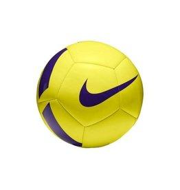 Nike Pitch Team Training Football - Yellow, Size 4