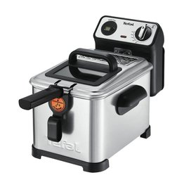 TEFAL Tefal Filtra Pro Inox & Design FR5191 frituurpan/friteuse 4 liter 3000w 4 liter