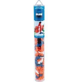 PLUSPLUS Mini Basic Plus-Plus Buis Clownvis 100 stuks