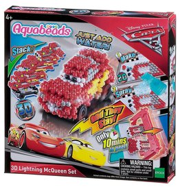DISNEY AQUABEEDS CARS 3