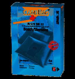 SCANPART CleanBag M172SIE22 Stofzuigerzakken MicroFleece+ Bosc