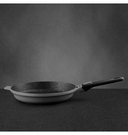 BERGHOFF koekenpan BergHOFF Gem met afneembare greep - grijs - Ø 28 cm