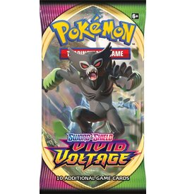 POKEMON Pokemon TCG Sword & Shield Vivid Voltage Booster Pack