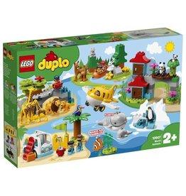 LEGO LEGO DUPLO Dieren van de Wereld - 10907