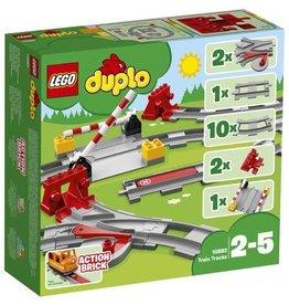LEGO LEGO DUPLO Treinrails - 10882