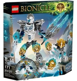 LEGO LEGO Bionicle Kopaka en Melum Verenigingsset - 713