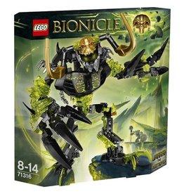 LEGO LEGO Bionicle Umarak de Vernietiger - 71316