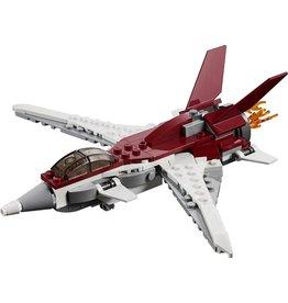 LEGO Futuristisch Vliegtuig Lego 31086