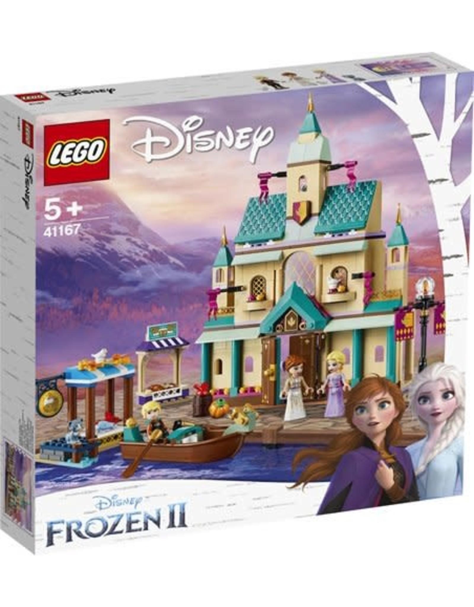 LEGO 41167 FROZEN KASTEELDORP ARENDELLE