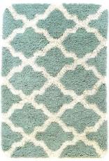 DUTCH HOUSE Badmat Alhambra groen 60x90cm