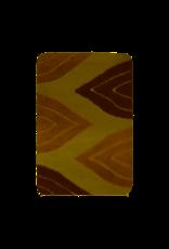 DUTCH HOUSE Badmat Paris bruin 60x90cm