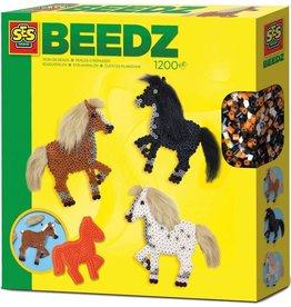 Ses Strijkkralen - Paarden met manen