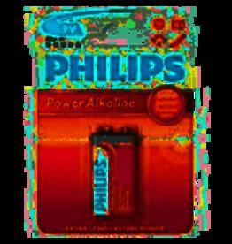 PHILIPS Philips Power Alkaline 9V/6LR61 blister 1