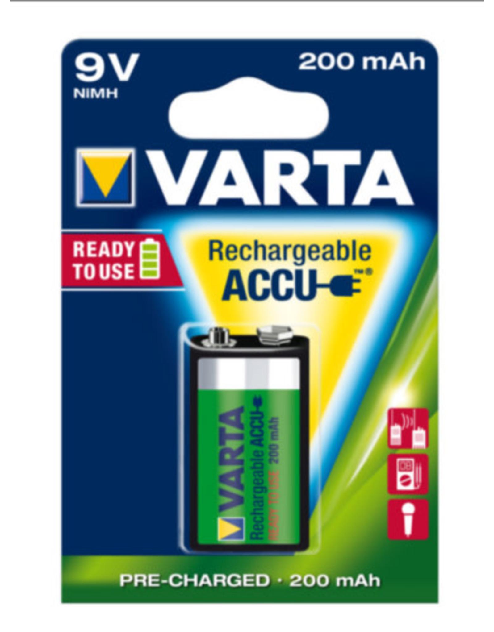 VARTA Batterij blok oplaadbaar Ni-MH Varta