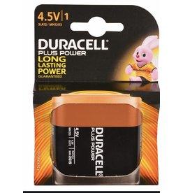 DURACELL Batterij Duracell terij4,5V Plus Power batterij (1 stu