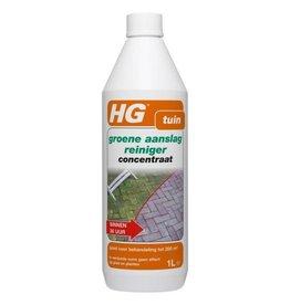 HG HG GROENE AANSLAGREINIGER 1,0L