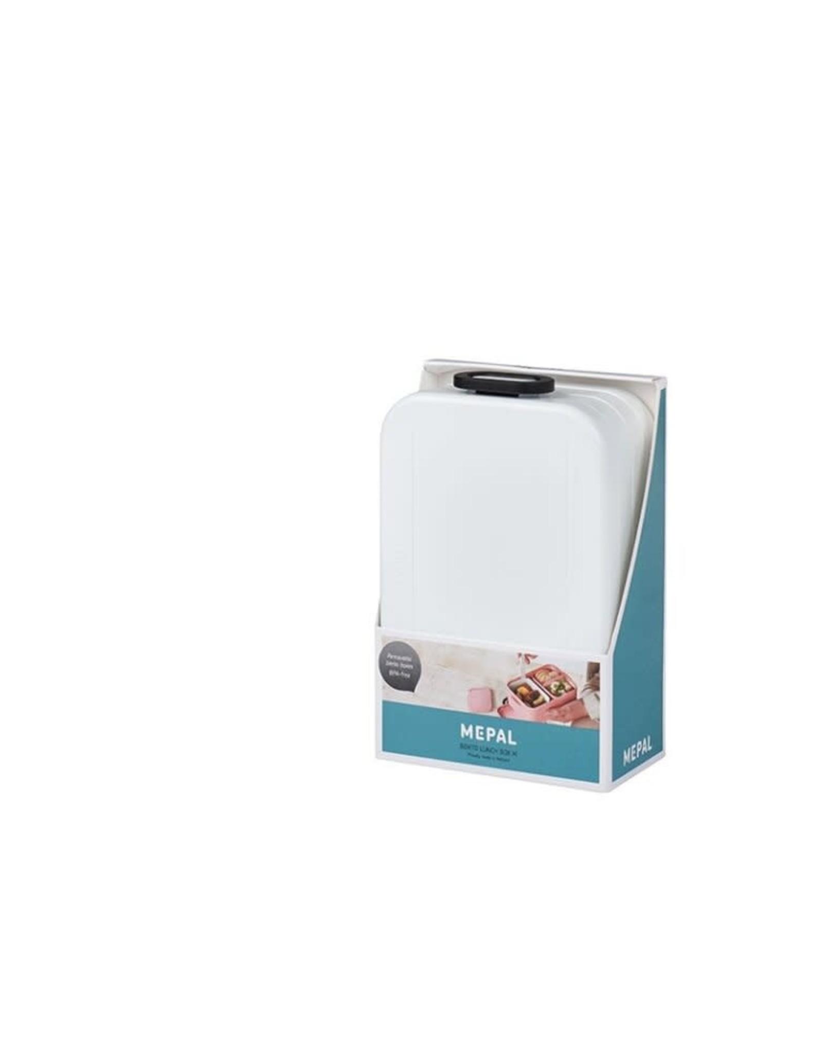 MEPAL Bento lunchbox /Broodtrommel Take a Break large - wit