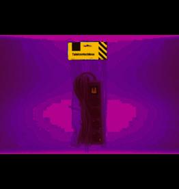Stekkerblok 4-voudig met schakelaar 5 meter