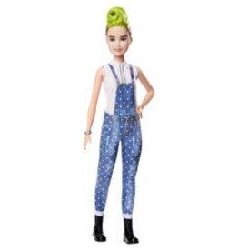 MATTEL Mattel Barbie Fashionistas Doll 124 - Mohawk