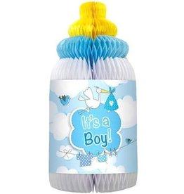 FOLAT Honeycomb Babyfles Jongen 13X27