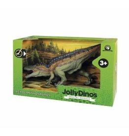 JOLLITY JollyDinos Acrocanthosaurus speelfiguur