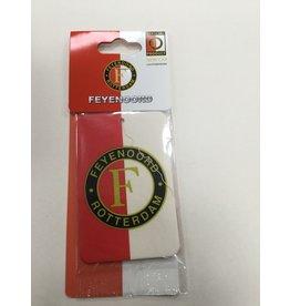 FEYENOORD Feyenoord luchtverfrissers Tenue Vanille