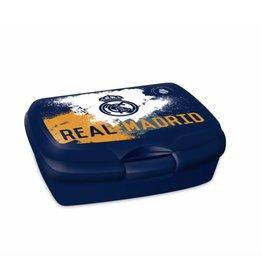REAL MADRID LUNCHBOX  /Broodtrommel REAL MADRID
