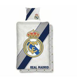 REAL MADRID Real Madrid Dekbedovertrek Wit