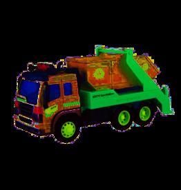 JOLLY Containerwagen met licht en geluid 1:16