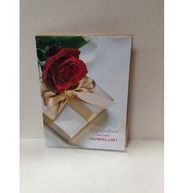 MGP CARDS Wenskaart A4 MGP CARDS-huwelijk- met envolop