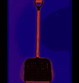 Sneeuwschuiver /gaatjes 45 cm (zwart)