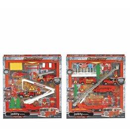 DIE CAST Die-cast brandweer set