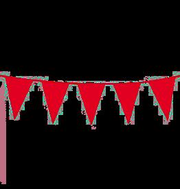 Vlaggenlijn Rood 10 meter