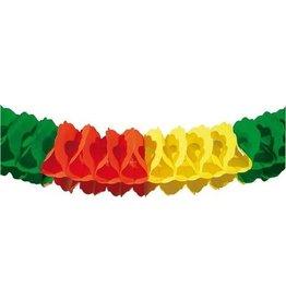 Haza Original Feestslinger brandvertragend 10 M Multicolor