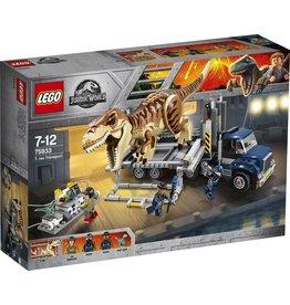 LEGO LEGO Jurassic World T-Rex Transport - 75933